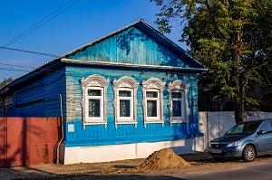 Год постройки жилого дома по адресу