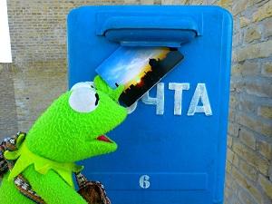 Ремонт почтовых ящиков в подъезде