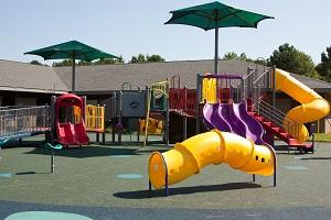 благоустройство детских площадок